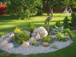 Садовые фигурки для дачи