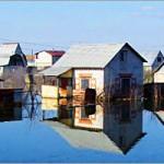 Принцип строительства озера с гидроизоляцией из бетона