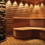Внутренне устройство бани