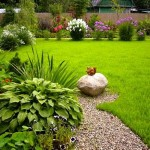 Сад в стиле Японии