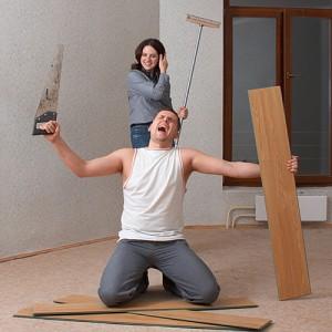 Как осуществить ремонт в квартире?